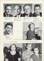 Page 16, 1962 Edition, Culver Stockton College - Milestones Yearbook (Canton, MO) online yearbook collection