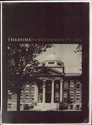 1966 Edition, Culver Stockton College - Milestones Yearbook (Canton, MO)