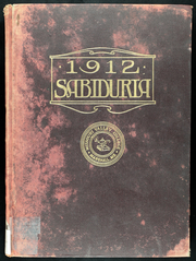 Page 1, 1912 Edition, Missouri Valley College - Sabiduria Yearbook (Marshall, MO) online yearbook collection