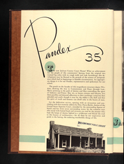 Page 6, 1935 Edition, Kansas City School of Law - Pandex Yearbook (Kansas City, MO) online yearbook collection
