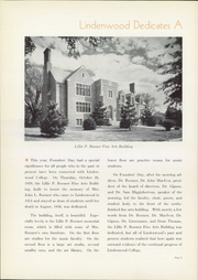 Page 10, 1940 Edition, Lindenwood University - Linden Leaves Yearbook (St Charles, MO) online yearbook collection