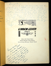 Page 5, 1943 Edition, Lindenwood University - Linden Leaves Yearbook (St Charles, MO) online yearbook collection