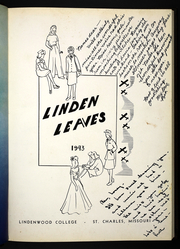Page 7, 1943 Edition, Lindenwood University - Linden Leaves Yearbook (St Charles, MO) online yearbook collection