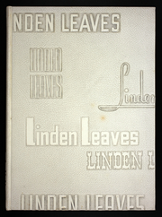 Lindenwood University - Linden Leaves Yearbook (St Charles, MO) online yearbook collection, 1955 Edition, Page 1