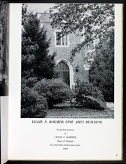 Page 11, 1958 Edition, Lindenwood University - Linden Leaves Yearbook (St Charles, MO) online yearbook collection