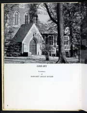Page 12, 1958 Edition, Lindenwood University - Linden Leaves Yearbook (St Charles, MO) online yearbook collection