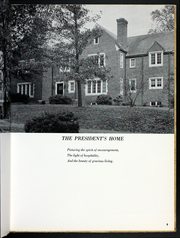 Page 13, 1958 Edition, Lindenwood University - Linden Leaves Yearbook (St Charles, MO) online yearbook collection