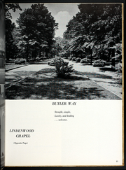 Page 15, 1958 Edition, Lindenwood University - Linden Leaves Yearbook (St Charles, MO) online yearbook collection
