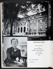 Page 16, 1958 Edition, Lindenwood University - Linden Leaves Yearbook (St Charles, MO) online yearbook collection
