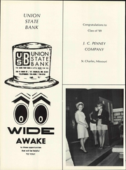 Page 208, 1969 Edition, Lindenwood University - Linden Leaves Yearbook (St Charles, MO) online yearbook collection