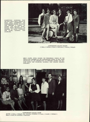 Page 75, 1969 Edition, Lindenwood University - Linden Leaves Yearbook (St Charles, MO) online yearbook collection