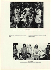 Page 82, 1969 Edition, Lindenwood University - Linden Leaves Yearbook (St Charles, MO) online yearbook collection