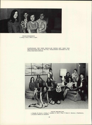 Page 86, 1969 Edition, Lindenwood University - Linden Leaves Yearbook (St Charles, MO) online yearbook collection