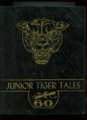 1960 Edition, Lees Summit Junior High School - Junior Tiger Tales Yearbook (Lees Summit, MO)