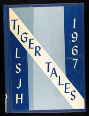1967 Edition, Lees Summit Junior High School - Junior Tiger Tales Yearbook (Lees Summit, MO)