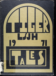 1971 Edition, Lees Summit Junior High School - Junior Tiger Tales Yearbook (Lees Summit, MO)
