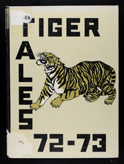 1973 Edition, Lees Summit Junior High School - Junior Tiger Tales Yearbook (Lees Summit, MO)