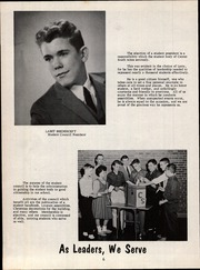 Page 10, 1961 Edition, Center South Junior High School - Kachina Yearbook (Kansas City, MO) online yearbook collection