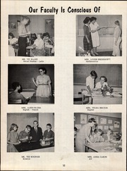 Page 16, 1961 Edition, Center South Junior High School - Kachina Yearbook (Kansas City, MO) online yearbook collection