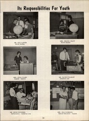 Page 17, 1961 Edition, Center South Junior High School - Kachina Yearbook (Kansas City, MO) online yearbook collection