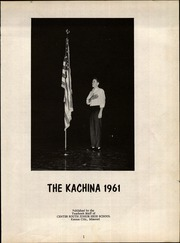 Page 5, 1961 Edition, Center South Junior High School - Kachina Yearbook (Kansas City, MO) online yearbook collection