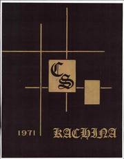 1971 Edition, Center South Junior High School - Kachina Yearbook (Kansas City, MO)