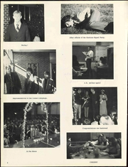 Page 8, 1971 Edition, Center South Junior High School - Kachina Yearbook (Kansas City, MO) online yearbook collection