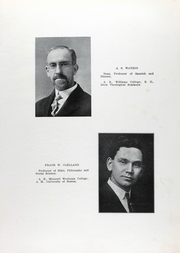 Page 11, 1915 Edition, Missouri Wesleyan College - Owl Yearbook (Cameron, MO) online yearbook collection