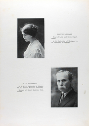 Page 13, 1915 Edition, Missouri Wesleyan College - Owl Yearbook (Cameron, MO) online yearbook collection