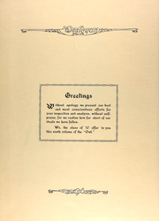 Page 10, 1916 Edition, Missouri Wesleyan College - Owl Yearbook (Cameron, MO) online yearbook collection