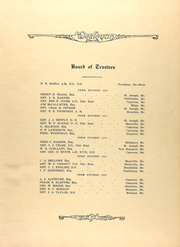 Page 11, 1916 Edition, Missouri Wesleyan College - Owl Yearbook (Cameron, MO) online yearbook collection