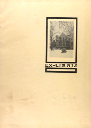 Page 5, 1916 Edition, Missouri Wesleyan College - Owl Yearbook (Cameron, MO) online yearbook collection
