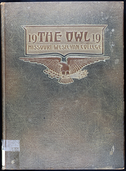 1919 Edition, Missouri Wesleyan College - Owl Yearbook (Cameron, MO)