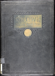 1923 Edition, Missouri Wesleyan College - Owl Yearbook (Cameron, MO)