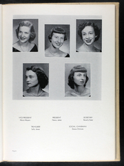 Page 13, 1950 Edition, William Woods University - Echoes Yearbook (Fulton, MO) online yearbook collection