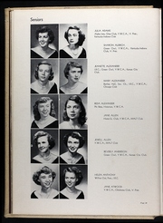 Page 14, 1950 Edition, William Woods University - Echoes Yearbook (Fulton, MO) online yearbook collection