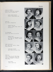 Page 17, 1950 Edition, William Woods University - Echoes Yearbook (Fulton, MO) online yearbook collection