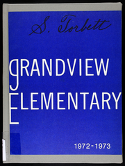 1973 Edition, Grandview Elementary Schools - Yearbook (Grandview, MO)