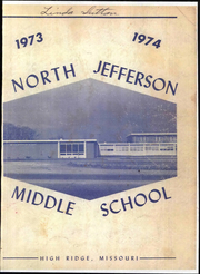 1974 Edition, North Jefferson Middle School - Yearbook (High Ridge, MO)