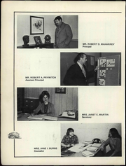 Page 6, 1974 Edition, North Jefferson Middle School - Yearbook (High Ridge, MO) online yearbook collection