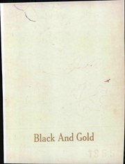 1965 Edition, Nowlin Junior High School - Black and Gold Yearbook (Independence, MO)