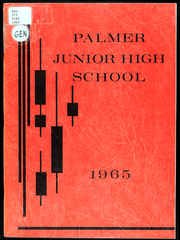 Page 1, 1965 Edition, Palmer Junior High School - Patriot Yearbook (Independence, MO) online yearbook collection
