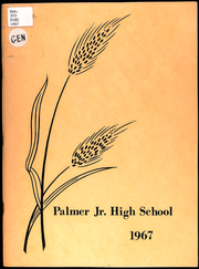 Page 1, 1967 Edition, Palmer Junior High School - Patriot Yearbook (Independence, MO) online yearbook collection