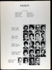 Page 9, 1967 Edition, Palmer Junior High School - Patriot Yearbook (Independence, MO) online yearbook collection