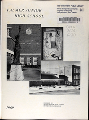 Page 3, 1969 Edition, Palmer Junior High School - Patriot Yearbook (Independence, MO) online yearbook collection