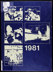 Page 1, 1981 Edition, Palmer Junior High School - Patriot Yearbook (Independence, MO) online yearbook collection