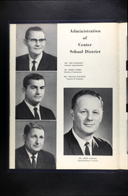 Page 12, 1967 Edition, Center North Junior High School - Saga Yearbook (Kansas City, MO) online yearbook collection