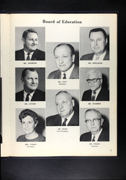 Page 13, 1967 Edition, Center North Junior High School - Saga Yearbook (Kansas City, MO) online yearbook collection