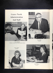 Page 14, 1967 Edition, Center North Junior High School - Saga Yearbook (Kansas City, MO) online yearbook collection