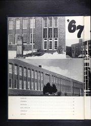 Page 6, 1967 Edition, Center North Junior High School - Saga Yearbook (Kansas City, MO) online yearbook collection